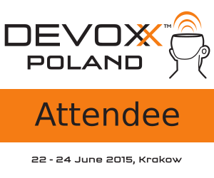 Devoxx Poland Attendee Badge