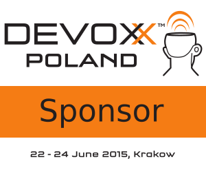 Devoxx Poland Sponsor Badge